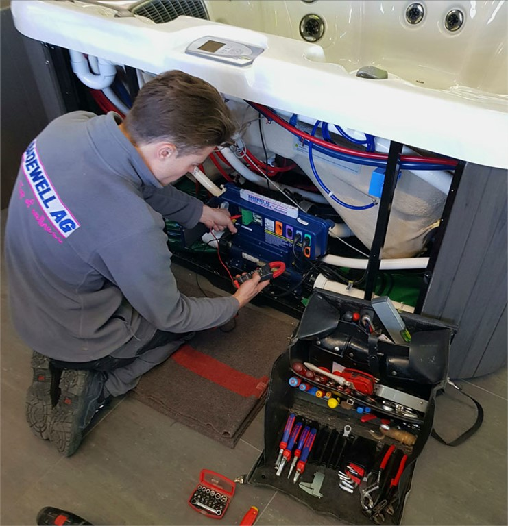 Whirlpool Reparatur Und Service Badewell